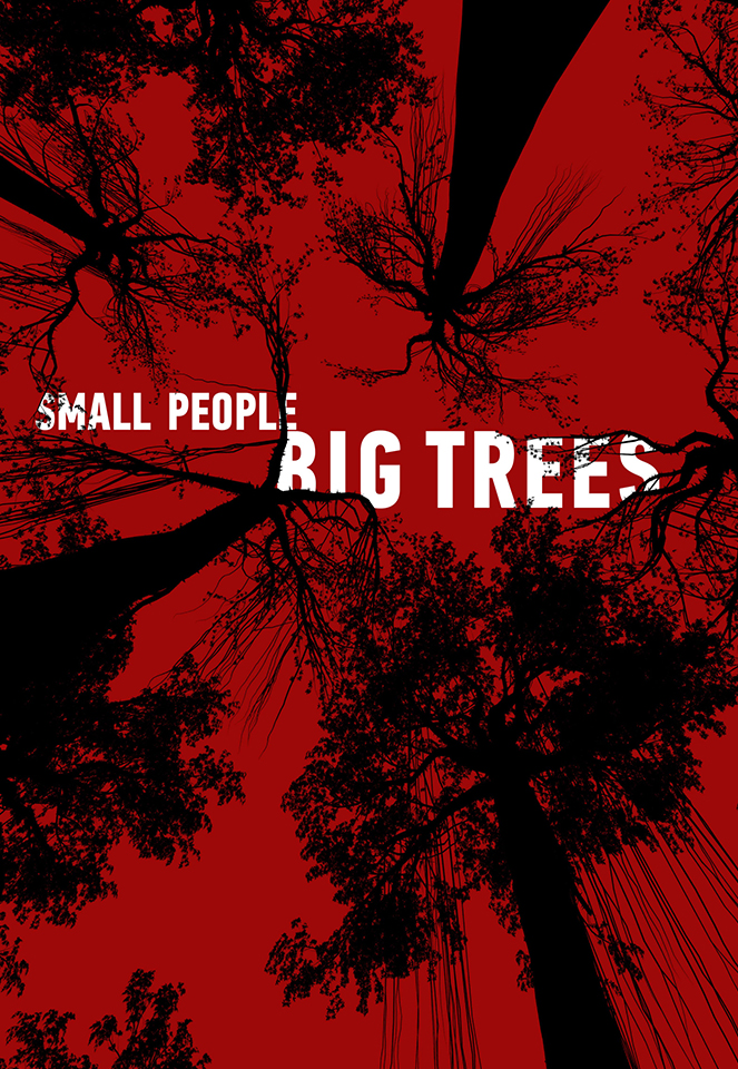 Small people big trees